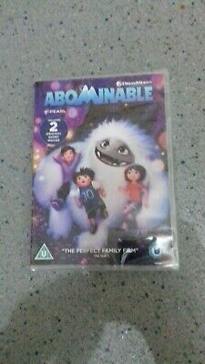 Abominable [DVD] NEW AND SEALED