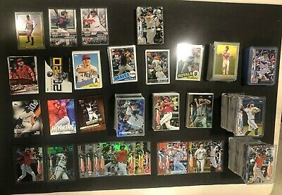 2020 Topps Series 1 Complete Set with 400+ Inserts Parallels Gold Foil Retail