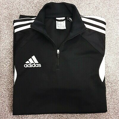 Adidas Mens Tracksuit Top, Full Sleeve, size small