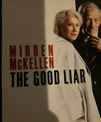 The Good Liar (Blu-Ray)  w/ Slip and case