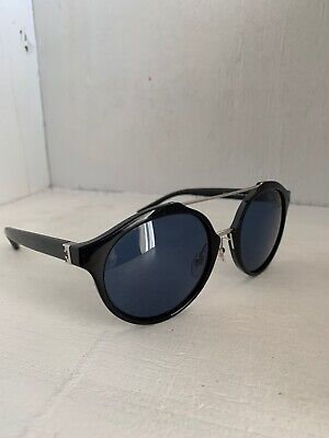 Authentic TORY BURCH TY9048-1390/80 Black Silver Sunglasses.