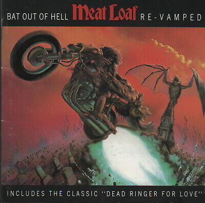 MEAT LOAF - Bat out of hell (Re-vamped) - CD album