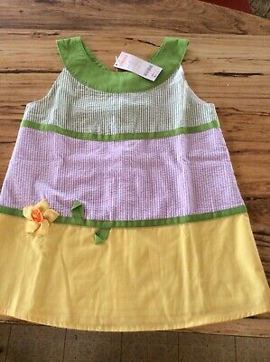 GYMBOREE Sleeveless Summer  Top Size 12. NEW WITH TAGS