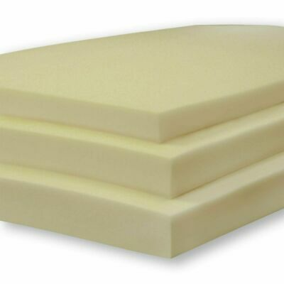 Upholstery Foam -  Sheet High Density Any Thickness Size