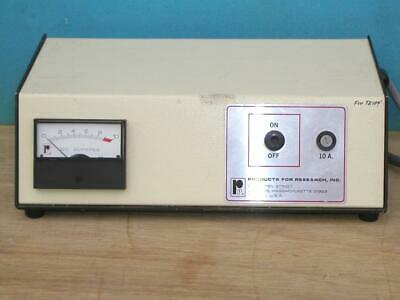 Products for Research, Inc PR-201 Power Supply