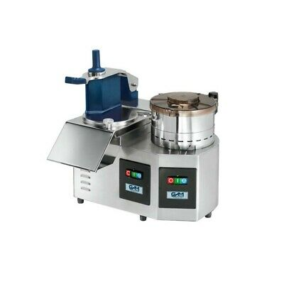 Cutter + Vegetable Cutter Combo - Three-Phased 400V