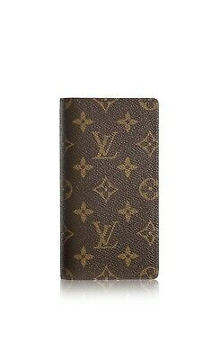 Authentic Louis Vuitton  Pocket Agenda Cover Ra5118