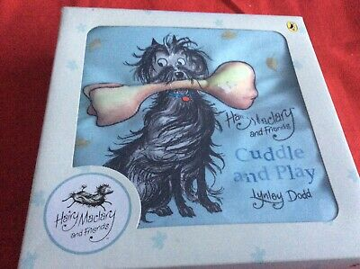Hairy Maclary and Friends Cuddle and Play: A Crinkly Cloth Book by Lynley Dodd C