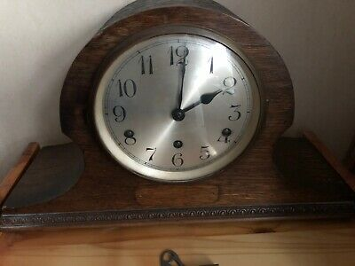 Anvil Westminster Mantle Clock Chime