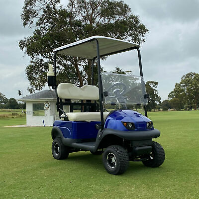 Condor Golf Ss Single Seat Golf Cart. Series 6. Most Powerful Model Yet.