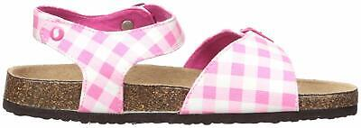 Kids Joules Girls Y_JNRTIPPYTOES  Ankle, PINKGHM, Size 4.0 M US YOUTH US /