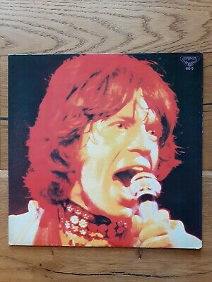 Rolling Stones The Best The Rolling Stones London Records  GO5 Japanese Issue