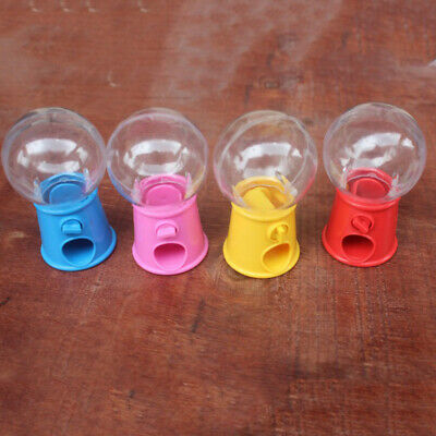 1x Sweets Mini Cute Candy Dispenser Mini Machine Coin Box Kid Baby Toy Gift