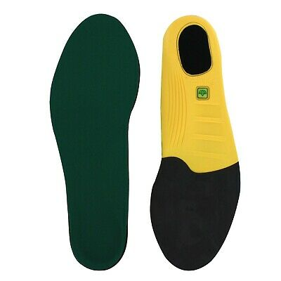 Large Spenco Ironman  Performance Gel Insoles Size Women 11 Men 9 to 13 39-719