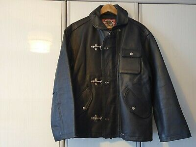 Mens Leather Jacket Stylish Genuine Lambskin MJ150
