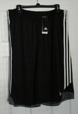 Adidas Mens 3G Speed Shorts with Climate Fabric X Large Black
