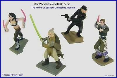 Details about  /IMPERIAL TROOPS figures STAR WARS Unleashed Battle Packs MIB or loose FREE SHIP