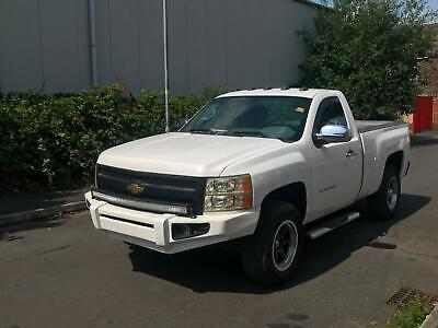 2012 CHEVROLET SILVERADO 4x4 V8 AMERICAN MUSCLE FRESH IMPORT MODIFIED LHD