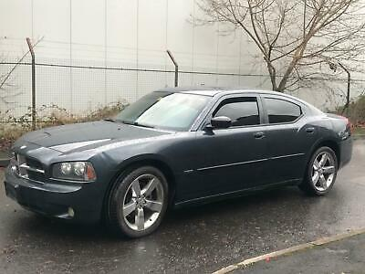 2007 Dodge Charger 5.7 Rt Hemi Full Spec Lhd American Muscle Fresh Import