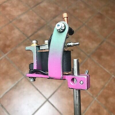 TOO FAT MACHINE - Handmade Tattoo Machines