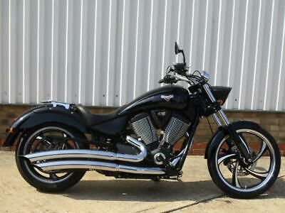 2015 Victory Vegas...1731cc...stage one pipes....low miles...service history