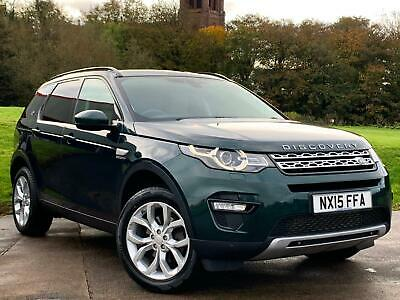 2015 15 Land Rover Discovery Sport 2.2 HSE Manual Diesel for sale in AYRSHIRE