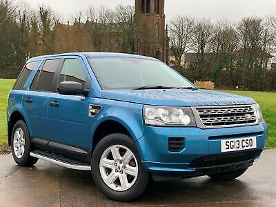 2013 13 Land Rover Freelander 2 2.2Td4 GS Manual for sale in AYRSHIRE