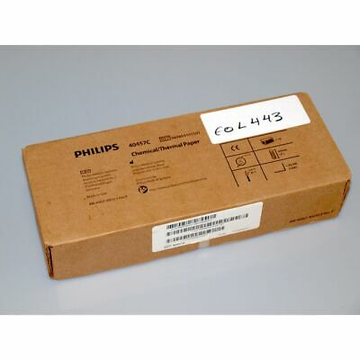 Philips 40457C Chemical / Thermal Paper box of 10 rolls 989803101501