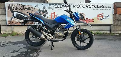 Lexmoto Assault 125cc naked motorcycle commuter learner legal