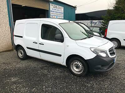 Mercedes-Benz Citan 1.5 CDI 109 Compact 2015 65 reg 1 company owner from new