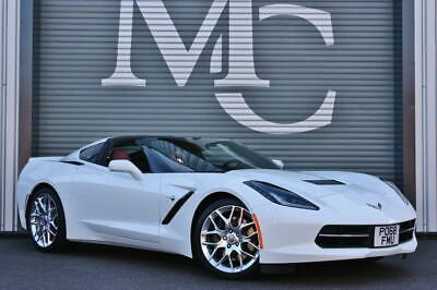 18 Plate Chevrolet Corvette Stingray Z51 3LT Massive Specification 3,000Miles