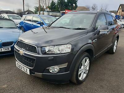 Chevrolet Captiva 2.2VCDI ( 184ps ) 4X4 Auto 2012MY LTZ