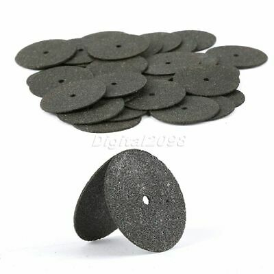 36Pcs 24mm Cutting Off Discs Grinding Wheel Metalwork Discs Power Rotary Tool