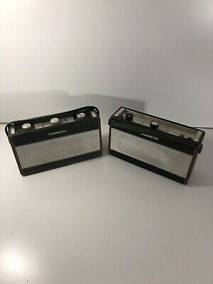 2x Roberts Radios Model RIC.1 & R303 Untested Spears & Repairs
