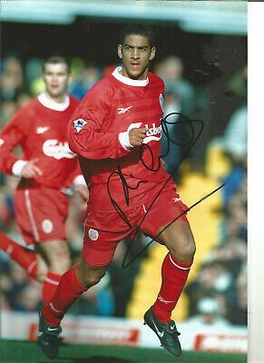Phil Babb Liverpool 12 x 8 inch hand signed authentic football photo SS379A