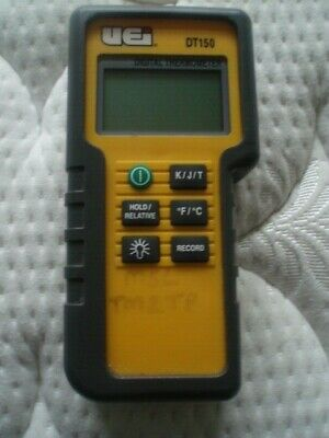 Uei Dt150 Digital Thermometer.