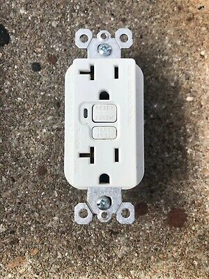 Pass & Seymour / Legrand Radiant 20 Amp GFCI Residential / Commercial Receptacle