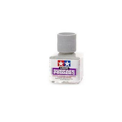 TAMIYA LIQUID SURFACE PRIMER FONDO LIQUIDO GRIGIO 40 ml ART 87075