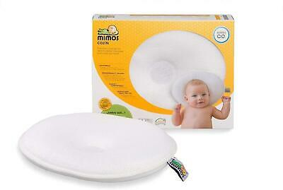 M-SIZE Mimos Baby Pillow For Flat Head (Plagiocephaly) - Air Flow Safety Medical