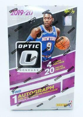 2019-20 Panini Donruss Optic NBA Basketball SEALED HOBBY Box | ONE DAY ONLY