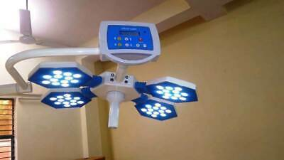 LED OT Surgical Operation Therater Lights Luxor 401 Ceiling / Mobile Stainless<O