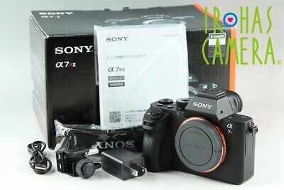 Sony Alpha a7R II Digital SLR Camera With Box *Japanese Language Only*#24014