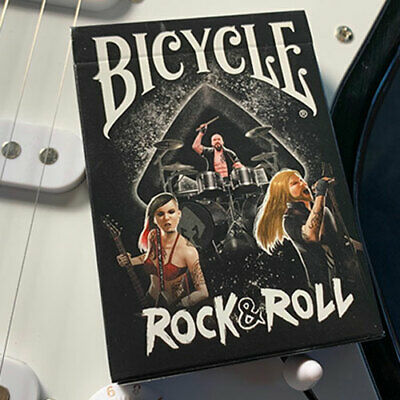 Mazzo di carte Bicycle Rock & Roll Playing Cards