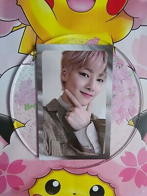 MINT Condition Stray Kids Jeongin I.N Silver Official Clé:Levanter Photocard Pc