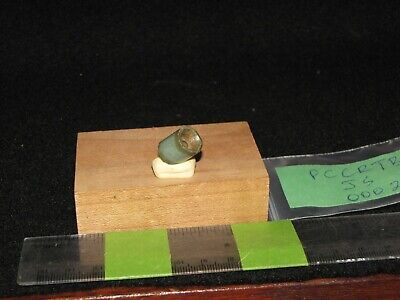 Pre Columbian, Tested, Stone, Turquoise, M/A/Z, C/A/A, Authentic Bead, Ea/La/Cl