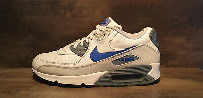 NIKE AIR MAX 90 1 Leather Herren Sneaker AJ7695 102 Leder