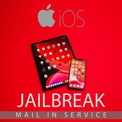 Apple iPhone/iPad Jailbreak Mail in Service ALL DEVICES SUPPORTED!!