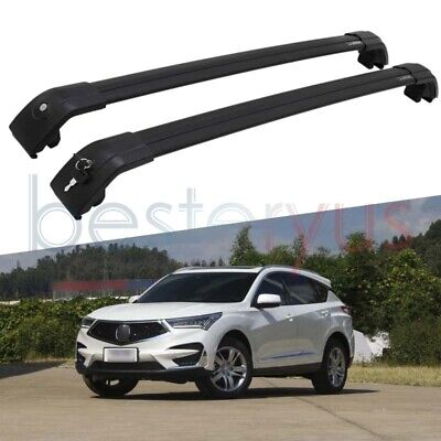 US stock fit for Acura RDX 2019 19  roof rail baggage luggage rack roof rack