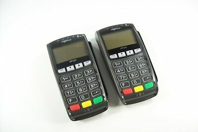 Lot of 2 Ingenico iPP320 Credit Card Readers No Cables Tested Working