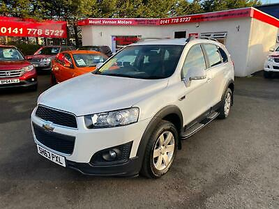 Chevrolet Captiva 2.2VCDi ( 184ps ) AWD ( s/s ) 2013MY LT